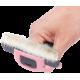 Escova de remover pelo solto para cães