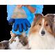 Luva de cuidado animal