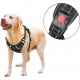 Peitoral antipuxão para cães